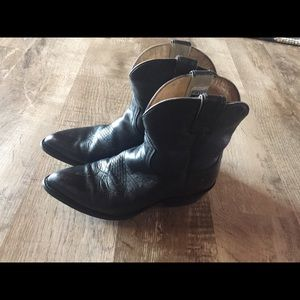 Frye Billy Boots 8